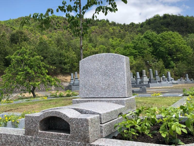 個別墓石型イメージ