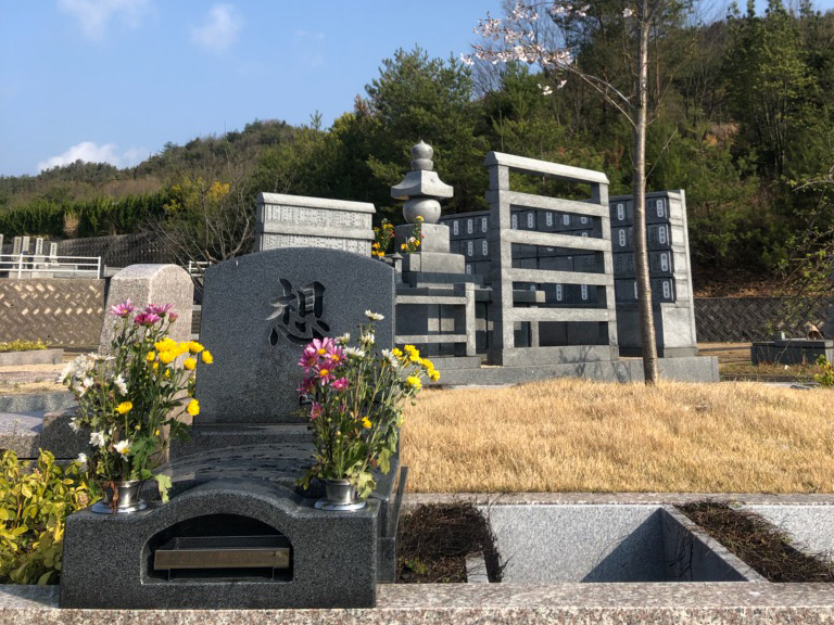 個別墓型イメージ